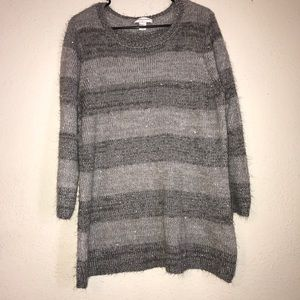 Christopher & Banks knit sweater- size xl